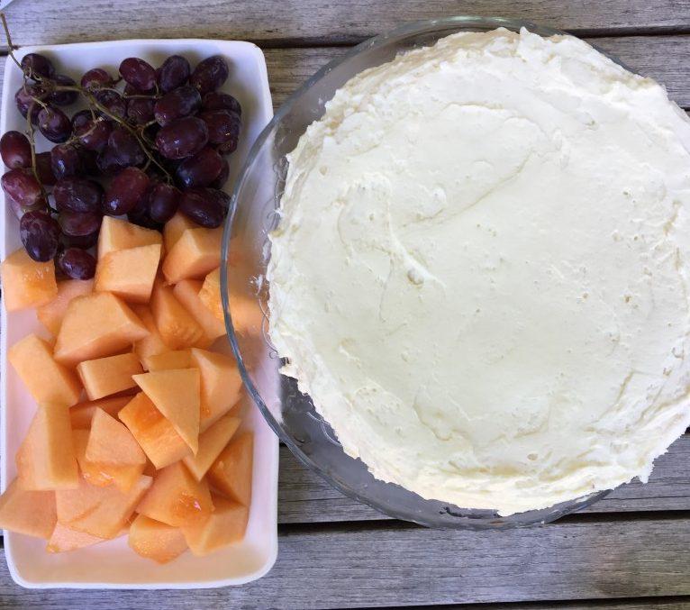עוגה מצופה