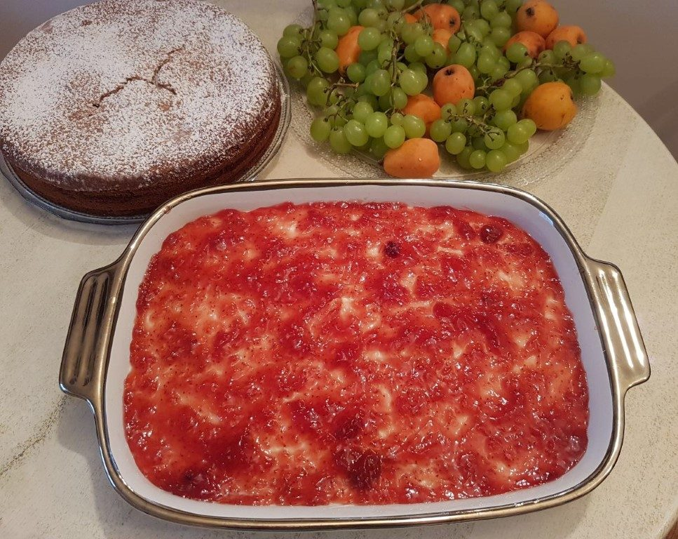 עוגה מוכנה