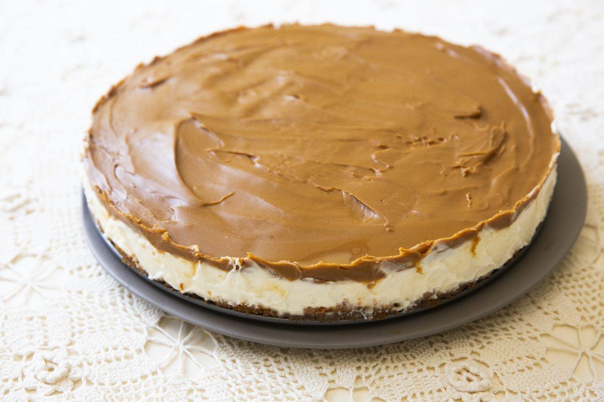 העוגה מוכנה